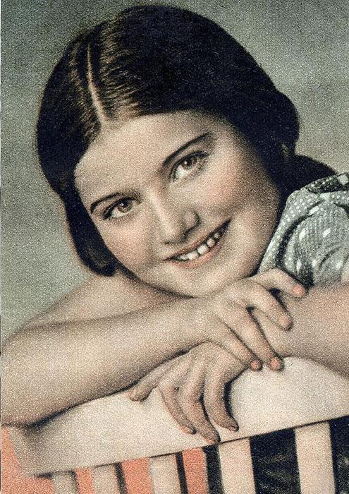 Когда Реня начала писать дневник, ей было 15 лет.