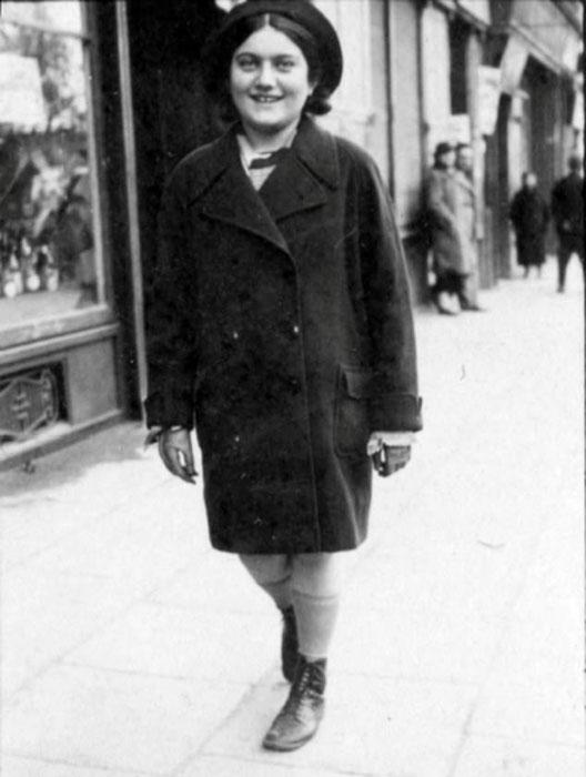 15-летняя Реня Шпигель.