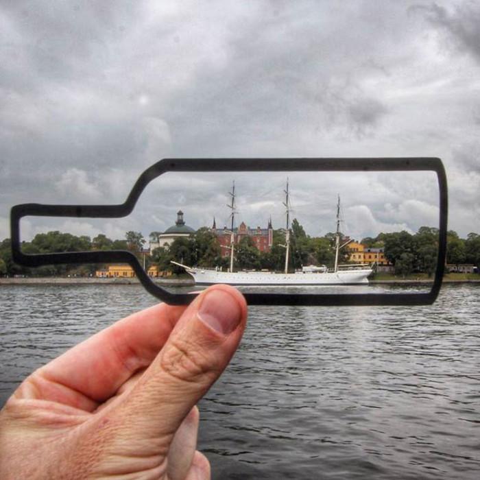 Стокгольм.  Автор фото: Rick McCor.