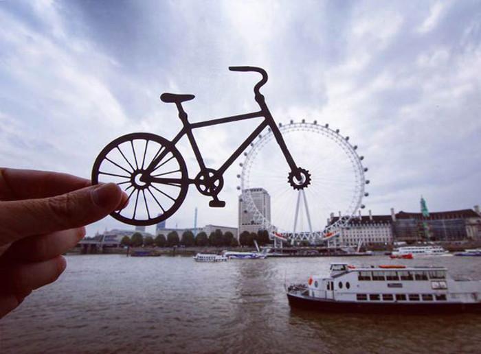 London Eye. Автор фото: Rick McCor.