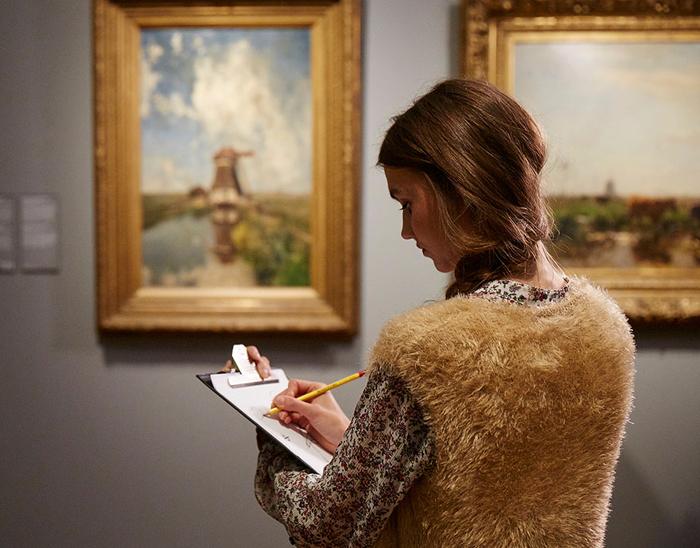 Новый взгляд на голландскую живопись.