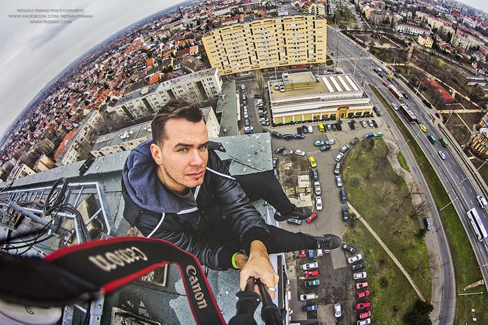 Фотографии с высоты. Автор фото: Tamas Rizsavi.