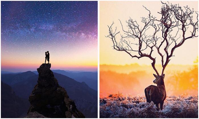 Красочные фотографии Роберта Йанса.