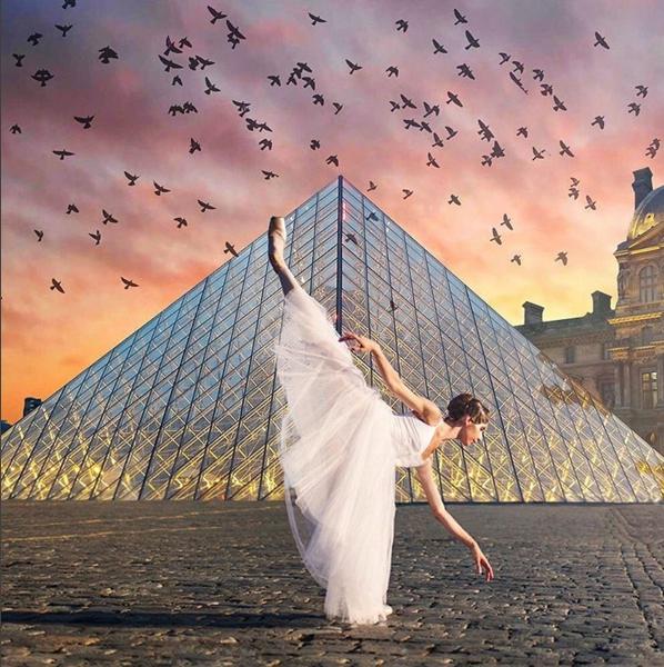 Танец - секретный язык души. Автор: Robert Jahns.