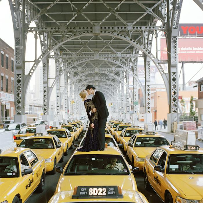 Нью-Йорк.  Автор фото: Rodney Smith.