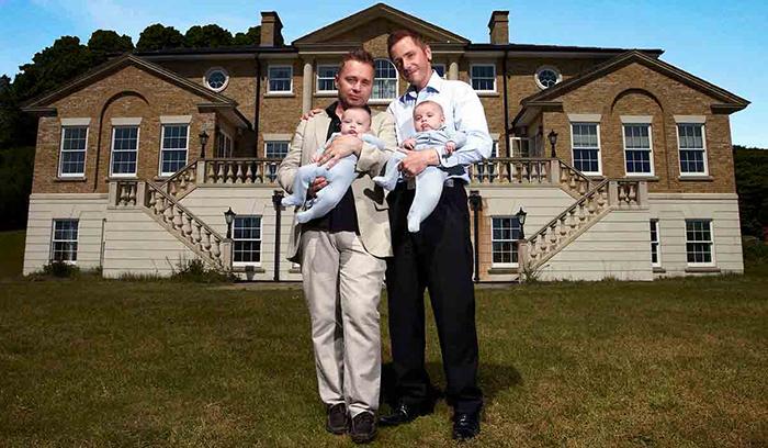 Торри и Барри сами сделали свое состояние, и ожидают того же и от своих детей.