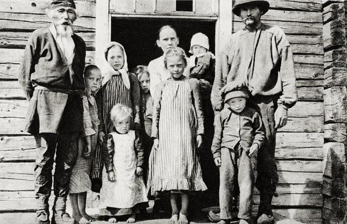 Фермеры саами ок.1926г.