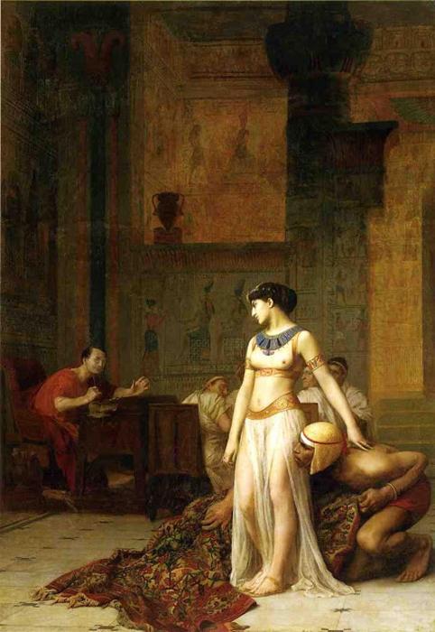 Cleopatra VII, последняя царица эллинистического Египта.