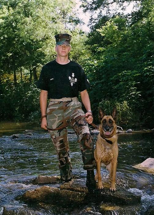 Организация Semper K9 Assistance Dogs.