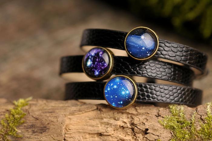 Космические браслеты от SomeMagic.