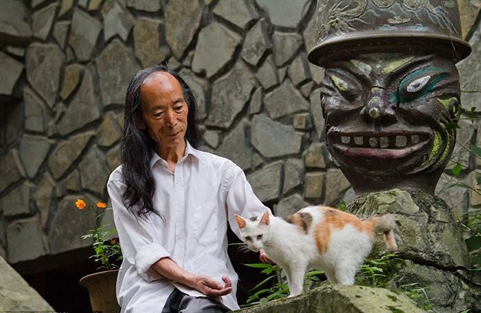 Китайский архитектор Сонг Пейлун.