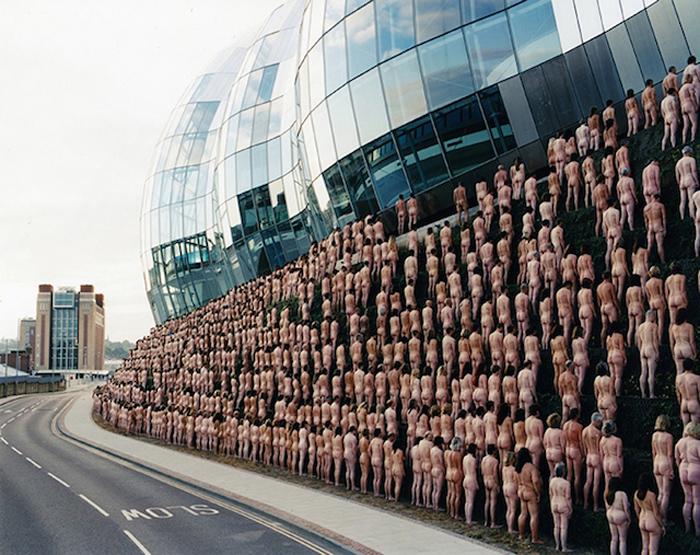 NewcastleGateshead 5, центр современного искусства, 2005 г.