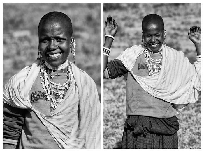 Синдани. Домохозяйка. Деревня Масаи, Танзания.