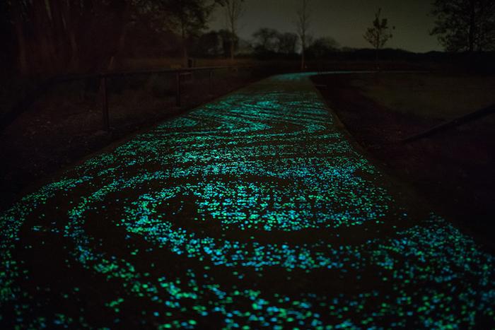 Велосипедная дорожка Ван Гога-Розегарда.