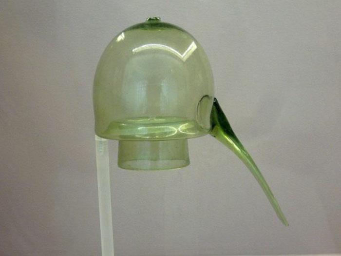 Византийский алембик, используемый для дистилляции парфюмерии.