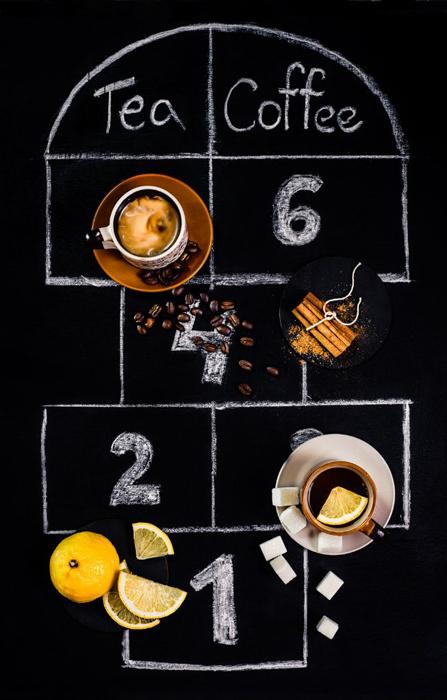 Чай или кофе? Автор фото: Dina Belenko.