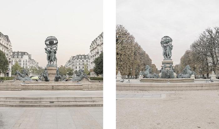 Строительство города так и не было закончено.  Фото: Francois Prost.