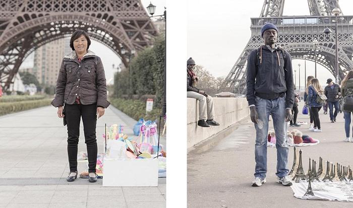 *Парижский синдром*.  Фото: Francois Prost.