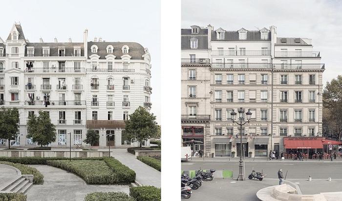 Подделка Парижа.  Фото: Francois Prost.
