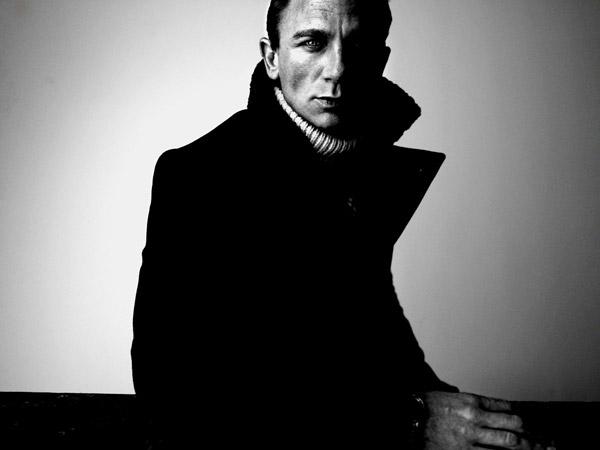 Дэниел Крейг. Автор фото: Tom Munro.