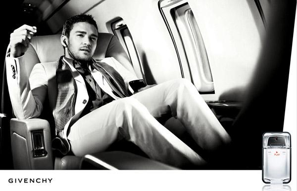 Джастин Тимберлейк для Givenchy.  Автор фото: Tom Munro.