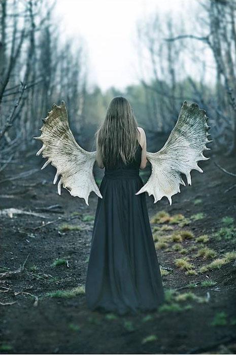 Волшебные образы Виктории Раггана.