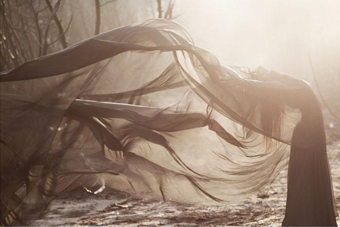 Таинственный мир литовской девушки-фотографа.