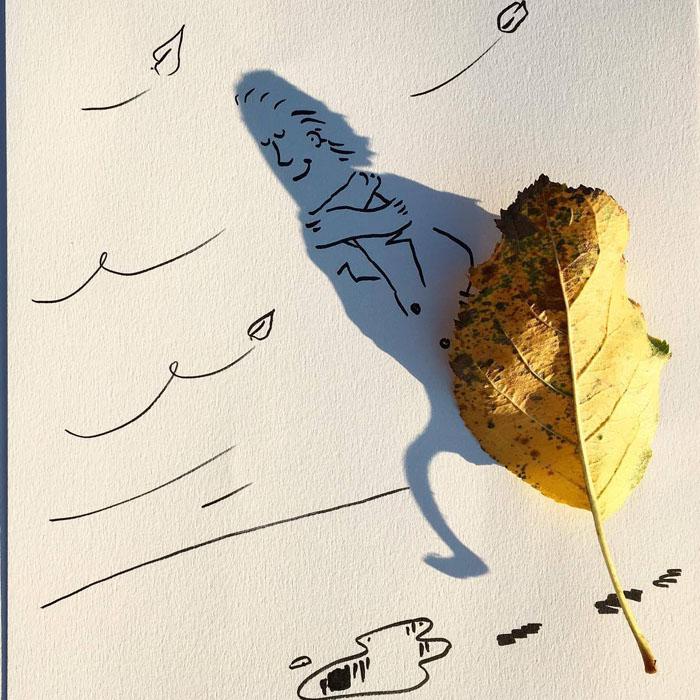 Лето уходит, приближается осень. Автор: Vincent Bal.