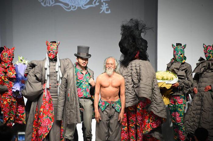 Неделя моды в Китае 2015 год.