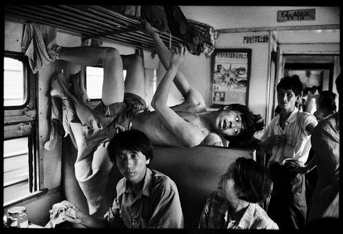 Когда нечем себя занять.  Фото: Wang Fuchun.