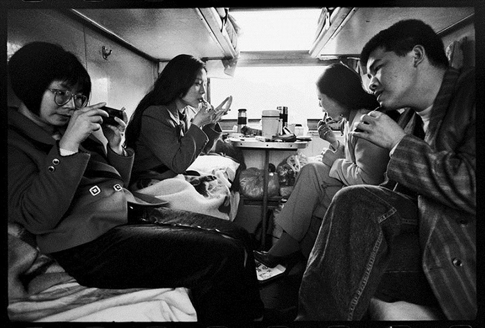 Молодежь.  Фото: Wang Fuchun.