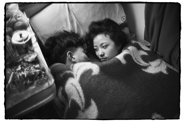 Вдвоем.  Фото: Wang Fuchun.