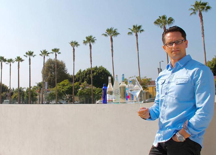 Мартин Риз способен различать тончайшие оттенки вкуса минеральной воды.