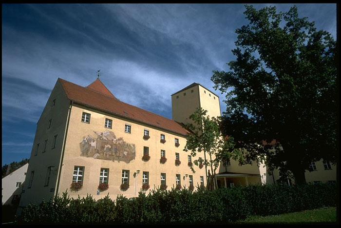 Пивоварня в Баварии.