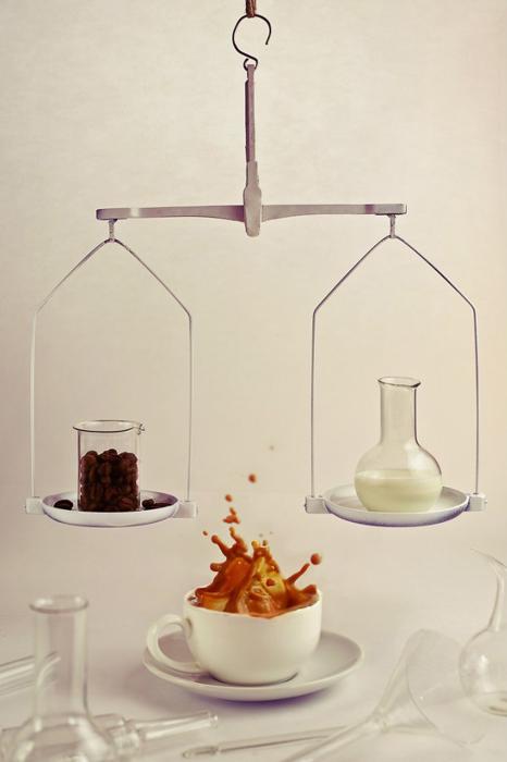 Хорошо сбалансированный кофе. Автор фото: Dina Belenko.