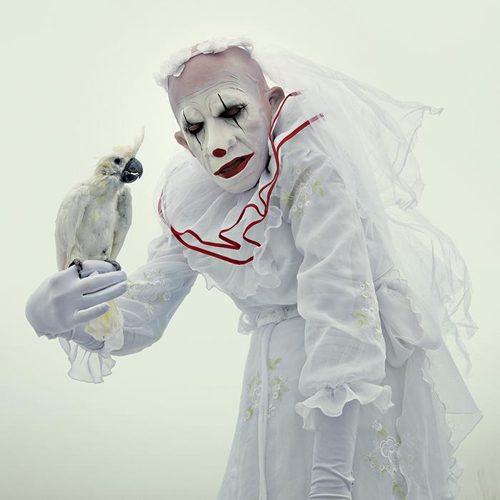 Белый клоун.Проект Wounderland.