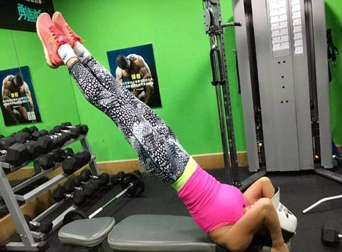 Регулярная физическая нагрузка - вот и весь  секрет хорошей физической формы.