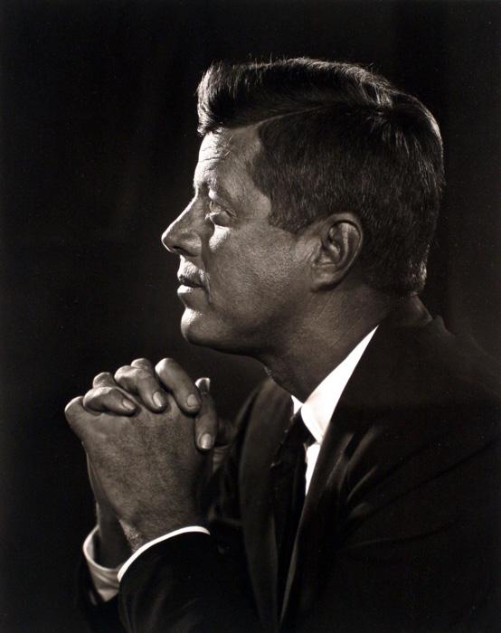 Джон Ф. Кеннеди.