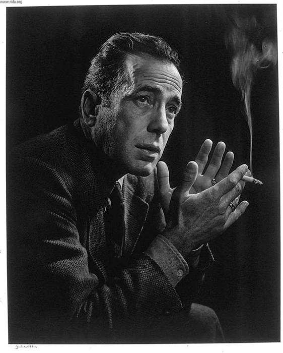 Хамфри Богарт.
