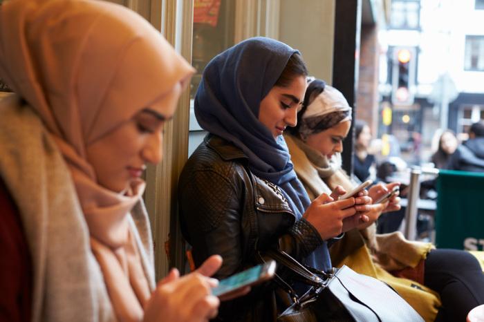Женщины в Саудовской Аравии могут находиться под постоянным контролем.