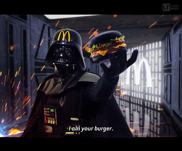 Покупатель, я твой бургер.