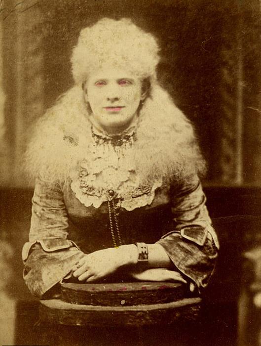 Неизвестная женщина, ок.1870г.