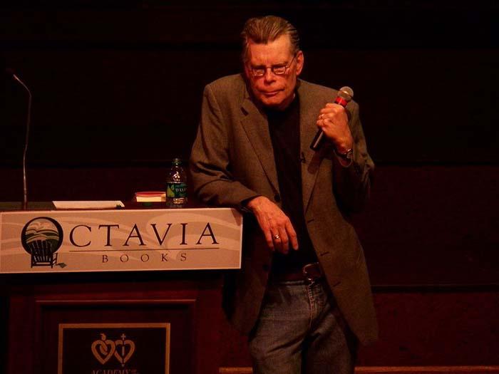 Стивен Кинг в 2011 году.