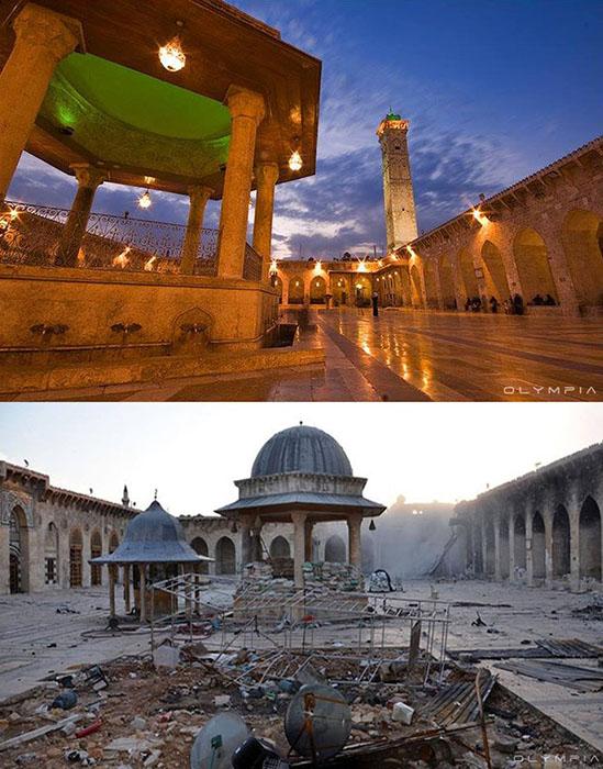 Мечеть Umayyad.