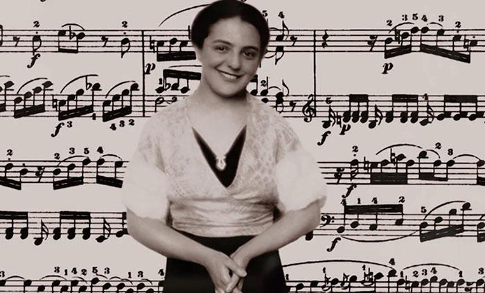 История Алисы Херц-Зоммер.