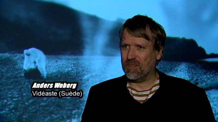 Андерс Веббер - режиссер «Ambience».