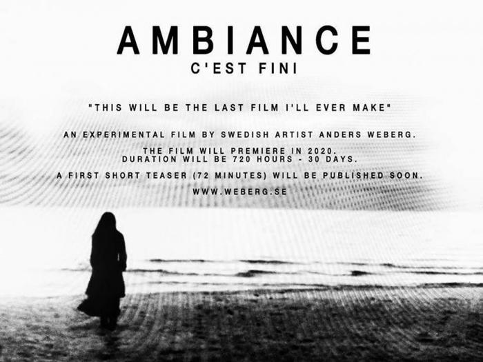 Презентация фильма «Ambience» в 2014 году.