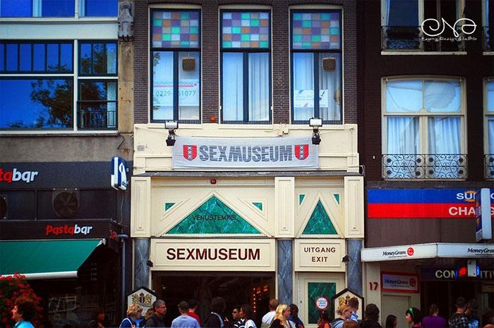 Музей секса.