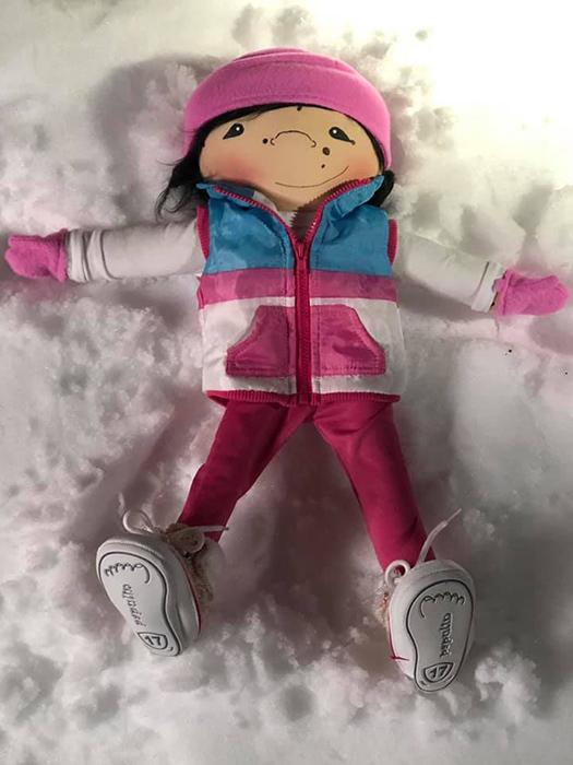 Кукла от Эми.