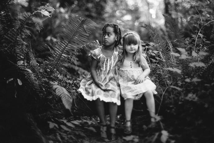 Неразлучные сестры.